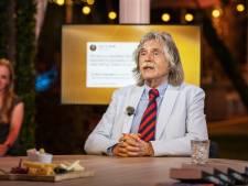 Spraakmaker Derksen kopt voorzetjes van Ten Napel soepeltjes in tijdens Festival de Vecht in Ommen