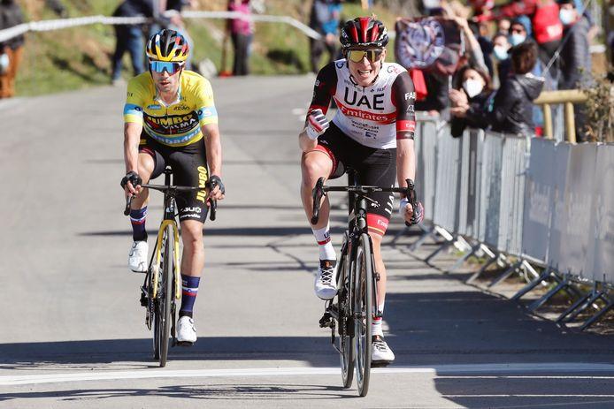 Comme Primoz Roglic, Tadej Pogacar renonce à disputer le Dauphiné avant le Tour de France.