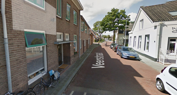 De Veerstraat in Wageningen