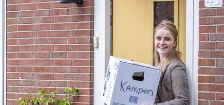 Margriet Boersma (25) stopt als raadslid in Zwolle en vertrekt naar Kampen: 'De stad wordt te groot' (populaire CDA-boer Van Vilsteren maakt comeback)