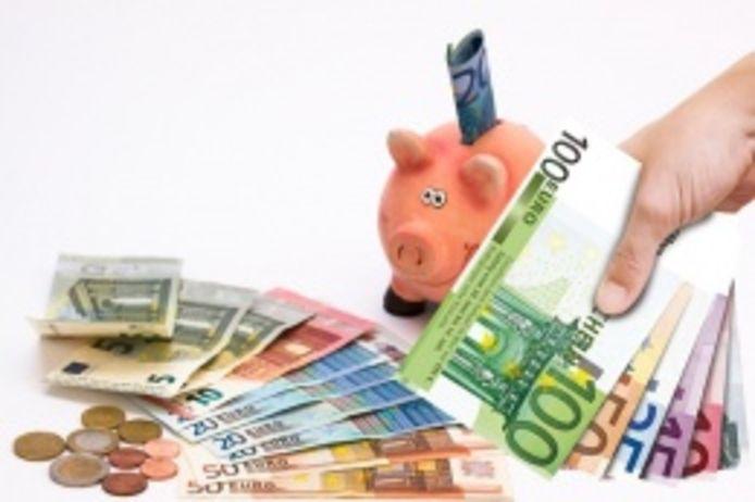 Les taux d'épargne sont inférieurs au taux d'inflation à la hausse