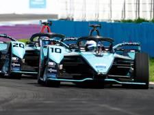Frijns verliest leidende positie in Formule E