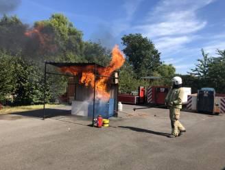 'Start to Brandweer' in Kempense kazernes