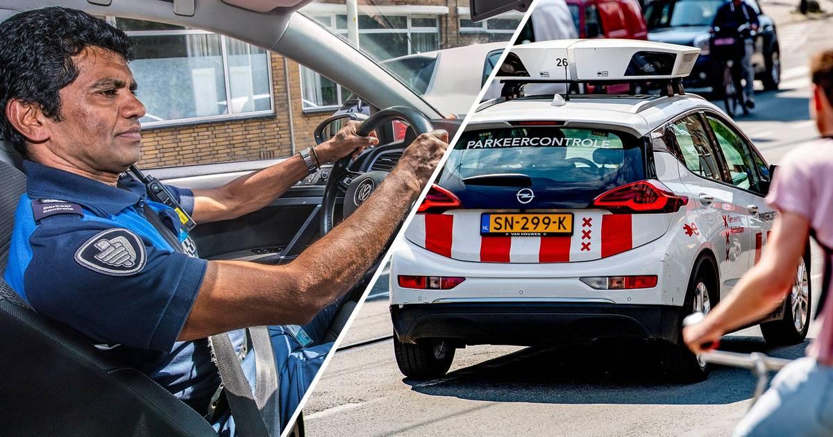 Ineens werkt hij nergens meer: de app die waarschuwt voor parkeercontroleurs - AD.nl