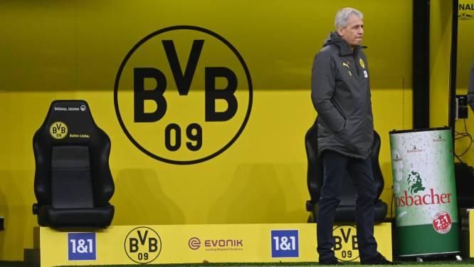 Zorgen voor Duivels? Coach Favre krijgt ontslagbrief bij Dortmund