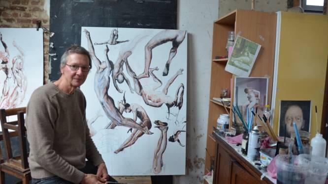 """Drieluikkunstwerk Patrik Rogiers siert Sint-Laurentiuskerk: """"Ook tijdelijke tentoonstelling tijdens zomer"""""""