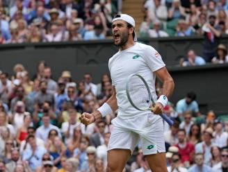 """Matteo Berrettini kan op Wimbledon een weergaloze Italiaanse sportzomer inluiden: """"Ik heb hier nooit van durven dromen, omdat het eigenlijk te groot was"""""""