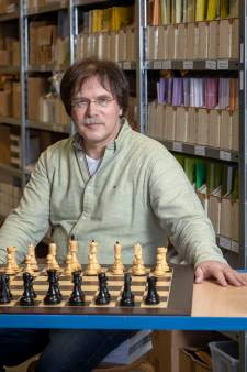 Schaakgekte na Netflixserie 'The Queen's Gambit': 6 maanden wachten bij online shop in Veenendaal