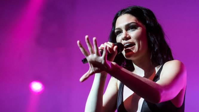"""Jessie J openhartig over gezondheidsproblemen: """"Zo moeilijk om niet te zingen"""""""
