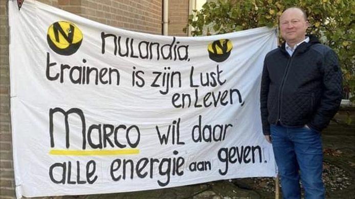 Jeugdtrainer Marco