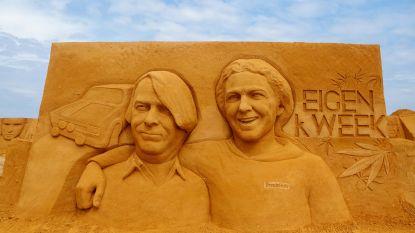 """Zandsculpturenfestival gaat niet door: """"Internationale artiesten raken onmogelijk in Oostende"""""""