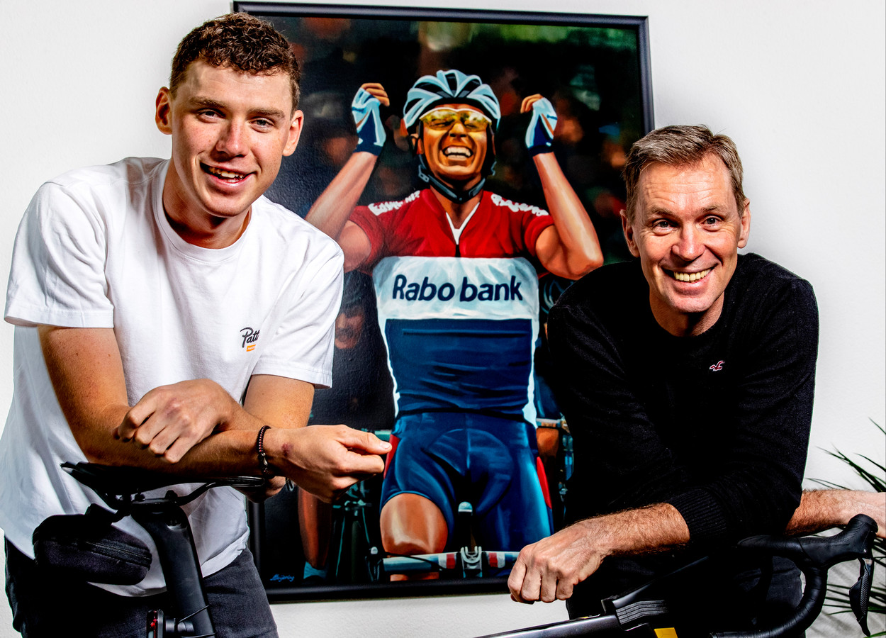 David en Erik Dekker.
