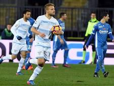 Immobile weer goud waard voor Lazio