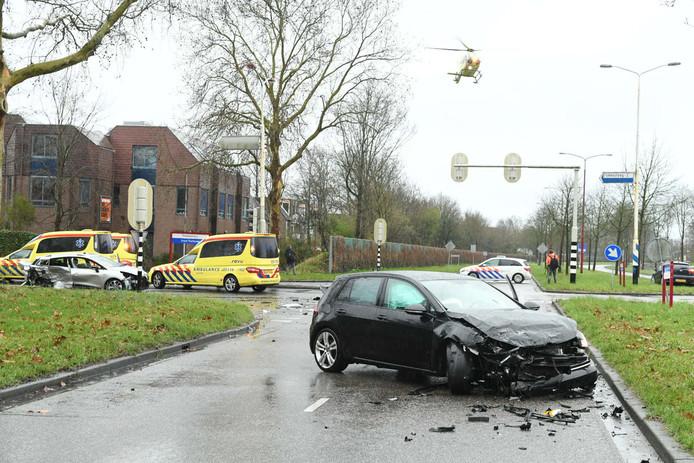 Een 8-jarig kind kwam zondag om het leven bij een ongeluk op de kruising van de Graaf Florisweg en de 's-Gravenhoutseweg in Nieuwegein.