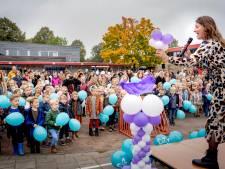 Tv-presentatrice Nance trapt actie tegen 'tere huid-ziekte' af in Wijchen, ook de Meilandjes doen mee