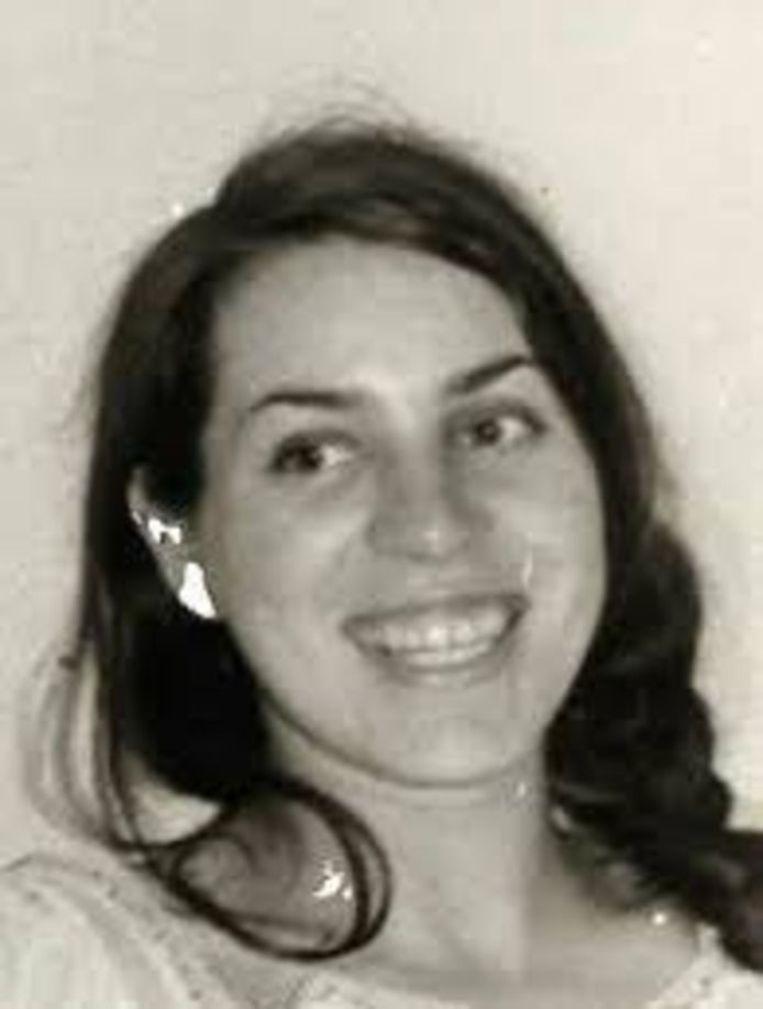 Anne van der Groen-Heijligers. Beeld politie