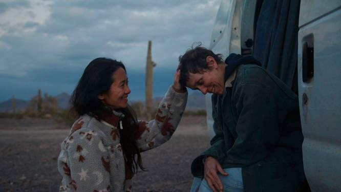 'Nomadland' grote winnaar bij de BAFTA's en ook Belgische coproductie 'Sound of Metal' is in de prijzen gevallen