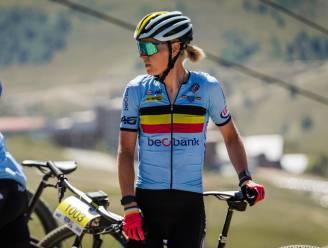 """Olympiër Githa Michiels springt naar plaats dertien op UCI-ranking: """"Goed begonnen, half gewonnen"""""""