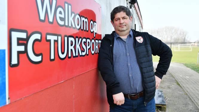 """Turk Sport-voorzitter Sinan Sener hoopt dat nieuw actieplan tegen racisme zijn vruchten afwerpt: """"Er bestaan heel veel vooroordelen tegenover een club als de onze"""""""