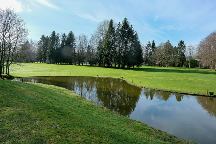 Golf Park in Tervuren.