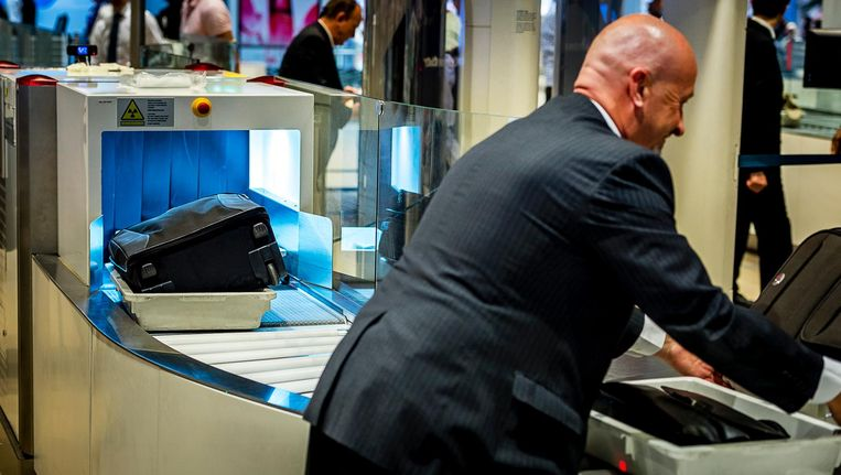 Beveilingsbedrijf G4S schrapt 150 banen. Beeld anp
