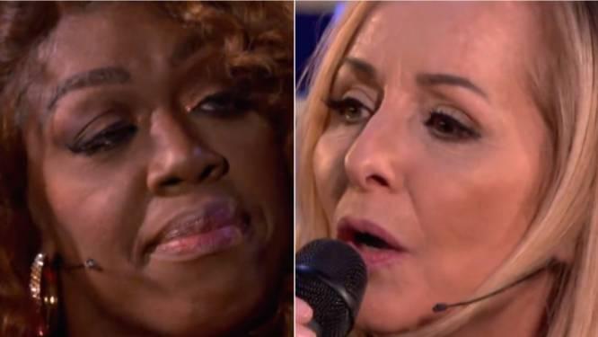 Angela raakt Berget diep met lied voor overleden moeder: 'Pas als het je overkomt, snap je het'