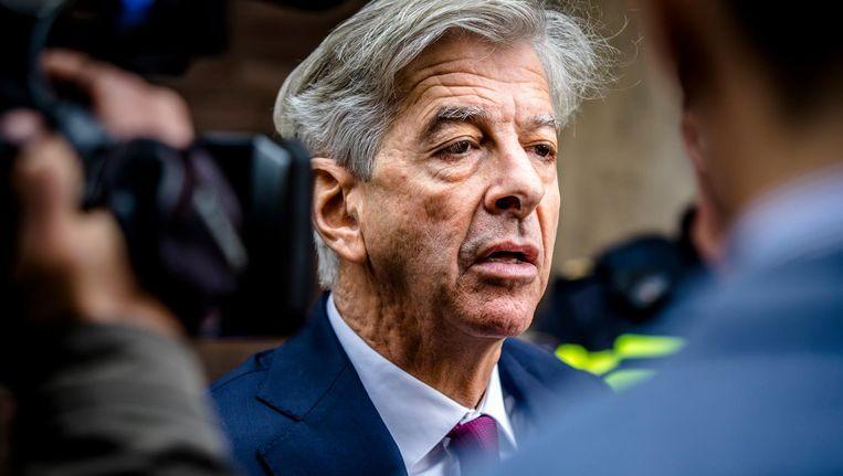 Minister van Binnenlandse Zaken Ronald Plasterk Beeld anp
