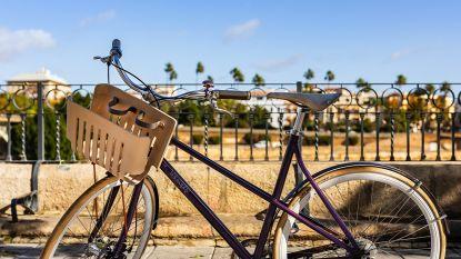 Deze fiets is gemaakt van 300 gerecycleerde koffiecapsules