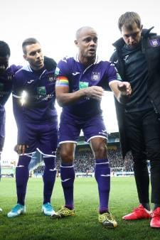 Désaccord financier à Anderlecht: Kompany va payer pour régler une partie du problème