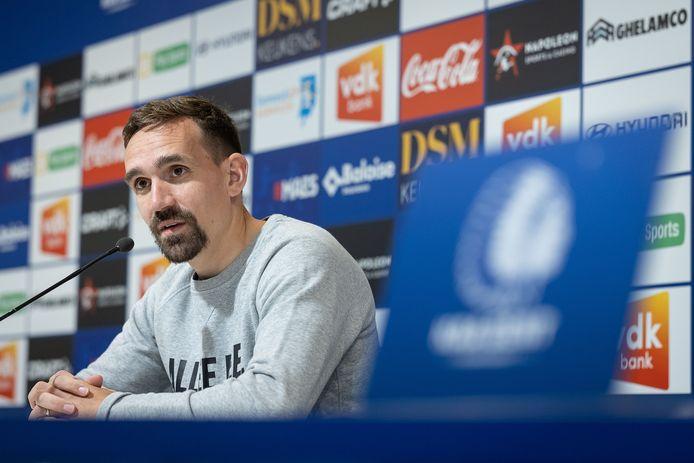 Sven Kums kan met AA Gent Europees voetbal afdwingen op het veld van KV Mechelen.