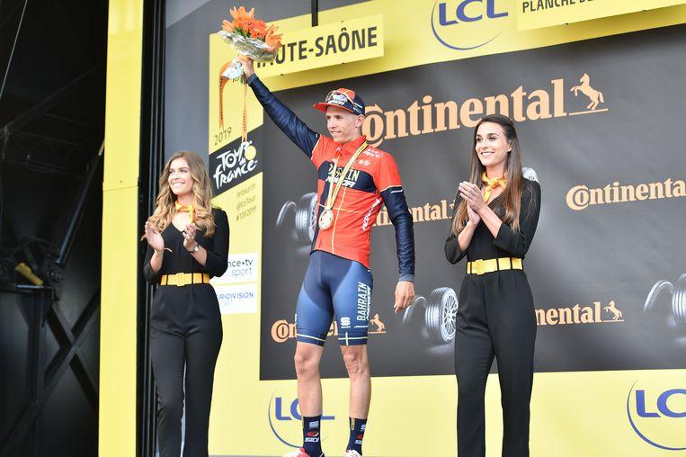 Dylan Teuns won de zesde editie van de Tour de France en dinsdag misschien ook wel het Roeselaarse Natourcriterium.