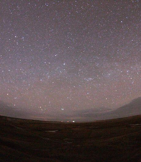 Veel vallende sterren verwacht komende nacht