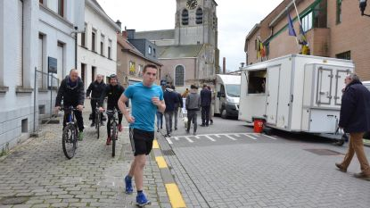 Jonathan beëindigt marathonweek met succes