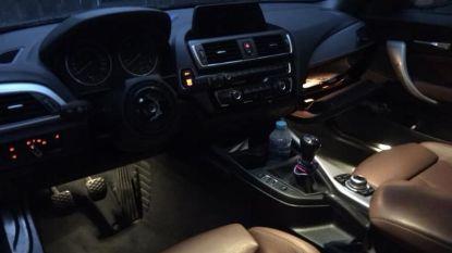 BMW-dievenbende op het pad in Deinze