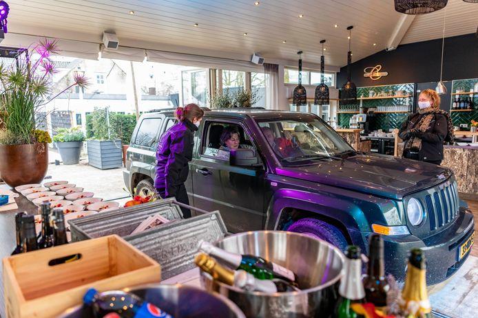 Riel - Pix4Profs - Joris Buijs Driving diner door de Commanderie VNO. Vergoed online mrt 2021.