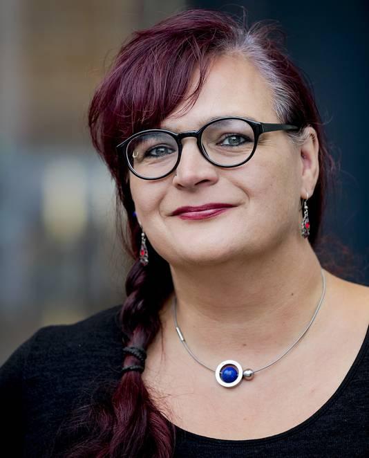 Astrid Oosenbrug is sinds november vorig jaar voorzitter van COC Nederland.