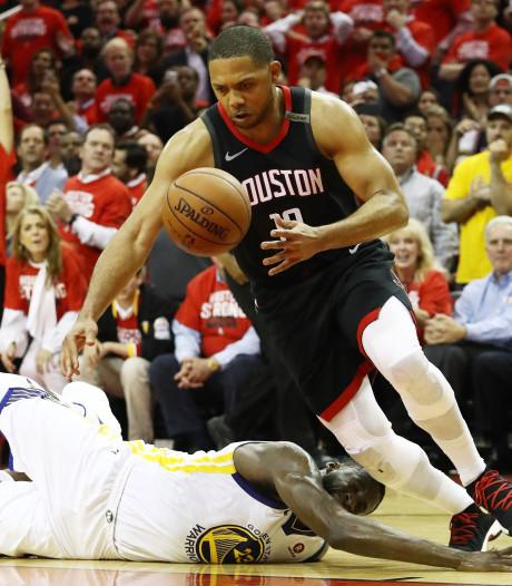 Houston Rockets op rand van NBA Finals na zege op Warriors