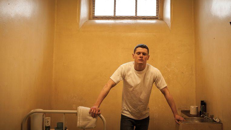Jack O'Connell beleeft zijn grote doorbraak, zoals Ewan McGregor in Trainspotting Beeld Het Parool