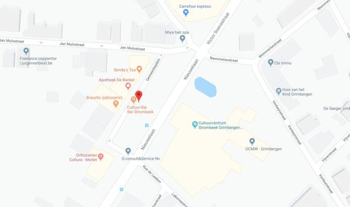 Gemeenteplein Strombeek