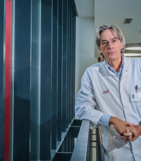 """Herman Goossens alerte sur la nouvelle variante du coronavirus: """"Il faut la prendre au sérieux"""""""