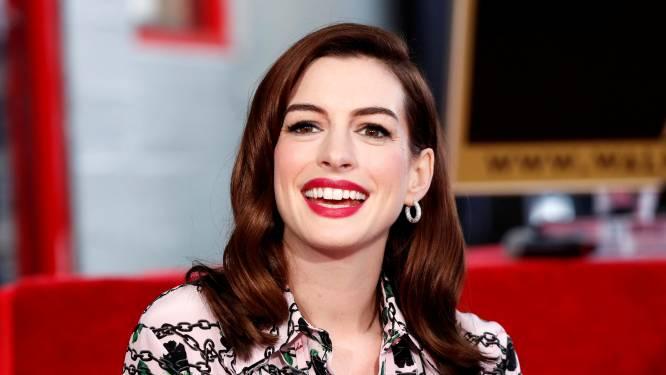 """Anne Hathaway liet ex vallen als een blok na fraude: """"Haar carrière was belangrijker"""""""