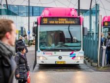 Extra toezicht in bus en trein vanwege overlast van asielzoekers: 'Ze worden stevig aangepakt'
