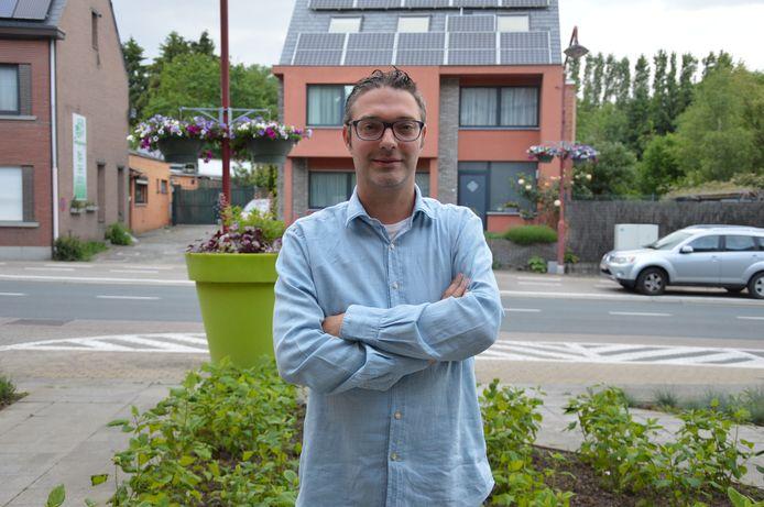 Pieter De Spiegeleer (Vlaams Belang) uit Heldergem, bij Haaltert.