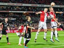 Standard ziet af van klacht tegen doelpunt Van Beek