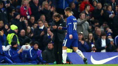 """Jan Mulder: """"Eigenlijk was het prachtig om een groot speler als Eden Hazard aandoenlijk te zien knoeien. Hij gaf alle amateurs in de wereld hoop"""""""