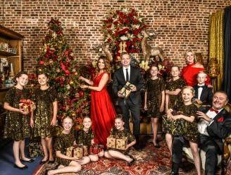 Nu al zin in kerst? Udo, Belle Perez en Marijn Devalck komen met De Kerstshow naar Brielpoort