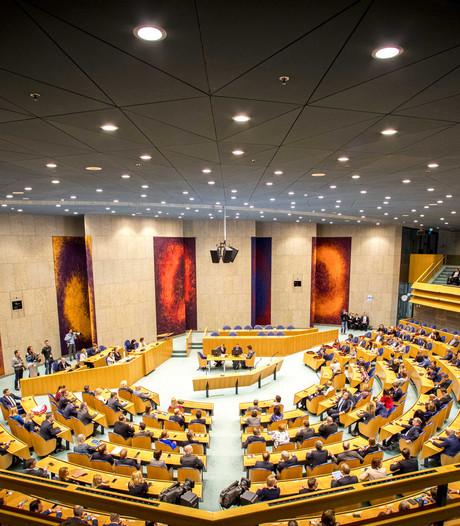 Kamer verwelkomt 71 nieuwe leden