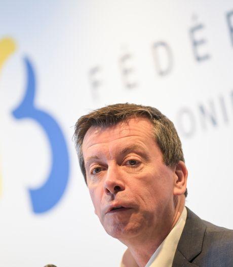 Frédéric Daerden victime d'un léger AVC