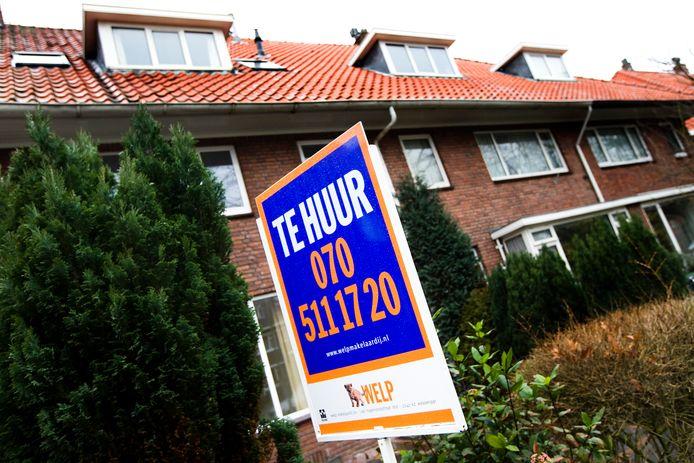 Middeldure huurwoningen zijn in Den Haag alleen bedoeld voor mensen met een middeninkomen.