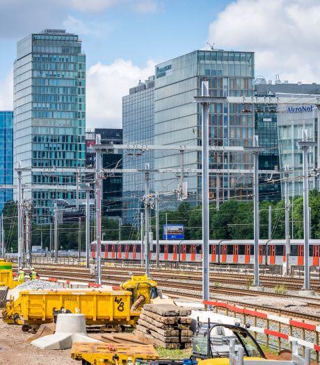 Heijmans houdt vertrouwen in project Zuidasdok